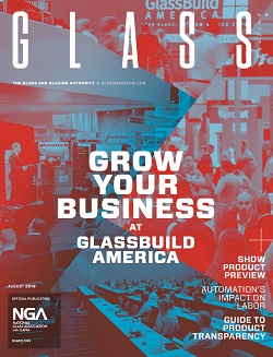 Glass August Cover